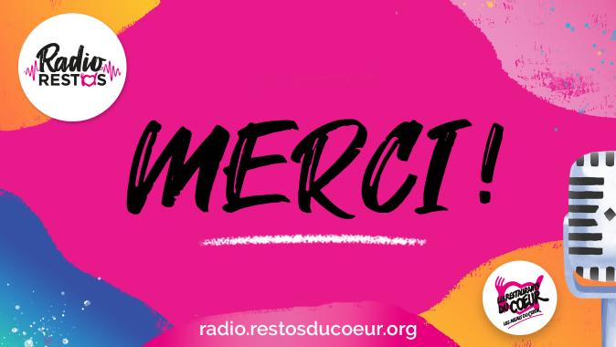 Merci - Radio Restos